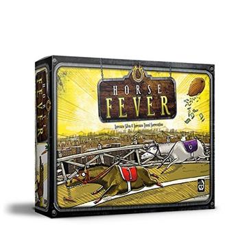 Horse Fever board game