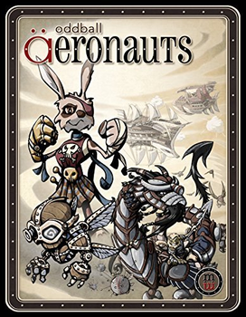 oddball Aeronauts board game