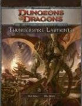 Thunderspire Labyrinth (Dungeons & Dragons, Adventure H2) board game