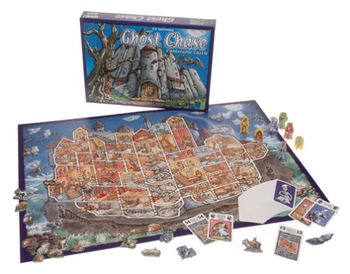 Games Ghost Chase board game