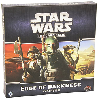 Star Wars: The Card Game - Edge of Darkness board game