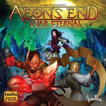 Aeon's End: War Eternal board game