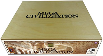 Mega Civilization Board Game board game
