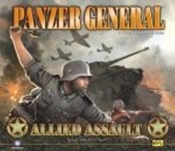 Panzer General: Allied Assault board game