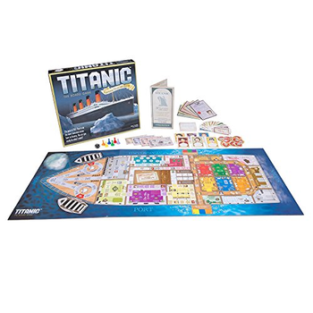Titanic: The Board Game - Centennial Collector's Edition board game