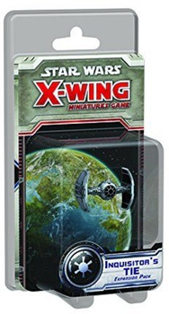 Star Wars X-Wing: Inquisitor's Tie board game