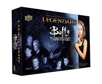 Legendary: Buffy The Vampire Slayer board game