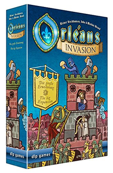 Orleans: Invasion board game