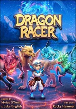 Dragon Racer board game