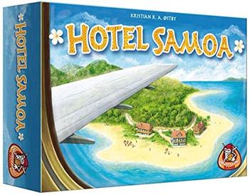 Hotel Samoa board game