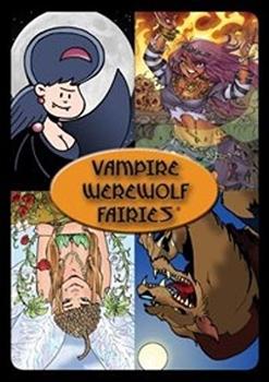 Vampire Werewolf Fairies board game