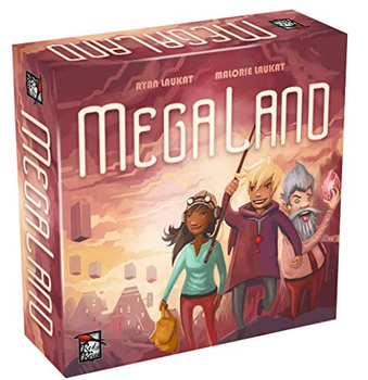 Megaland board game
