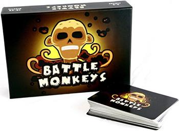 Battle Monkeys board game