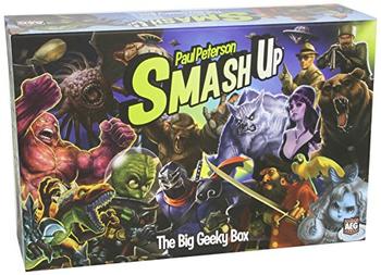 Smash Up: The Big Geeky Box board game