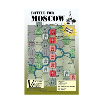 Battle for Moscow: Second Edition board game