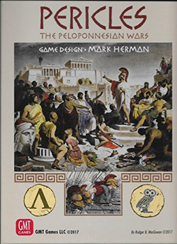Pericles: The Peloponnesian Wars board game