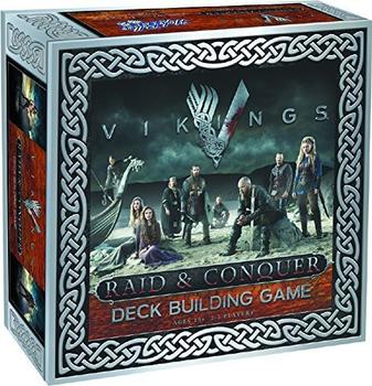 Vikings Raid & Conquer Game board game