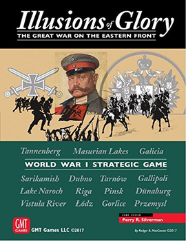 Illusions of Glory: The Great War on the Eastern Front board game