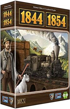 1844 / 1854 board game