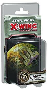 Star Wars X-Wing: M3-A Interceptor board game