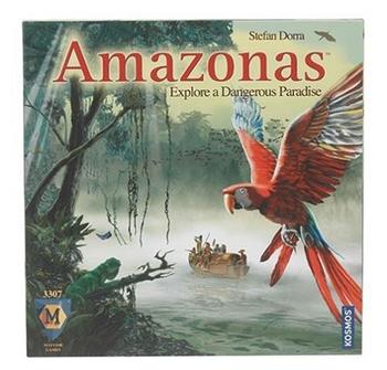 Amazonas board game