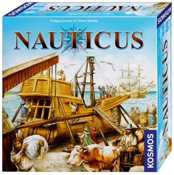Nauticus board game