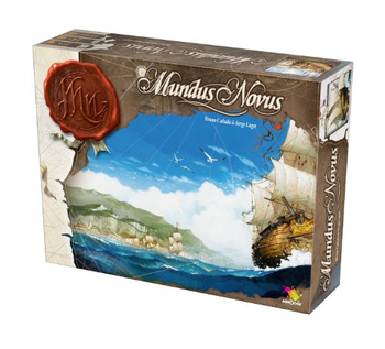 Mundus Novus board game