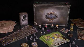 Mechs vs. Minions board game