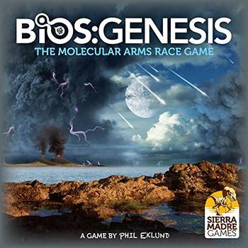 Bios: Genesis board game