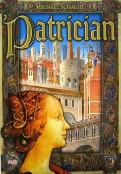 Patrician board game