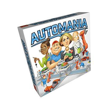 Automania board game
