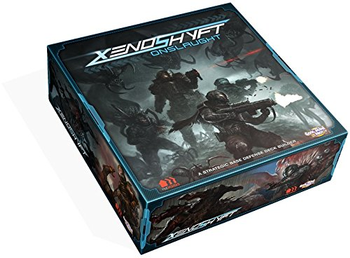 Xenoshyft: Onslaught board game