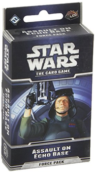 Star Wars: The Card Game - Assault on Echo Base Force Pack board game