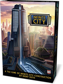 Infinite City board game