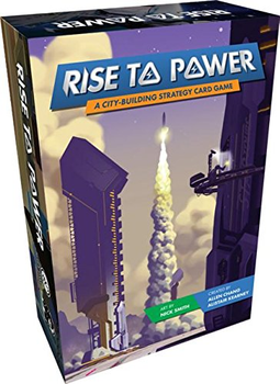 Rise to Power Card Game board game