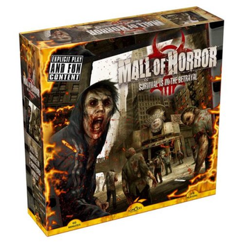 Mall Of Horror board game