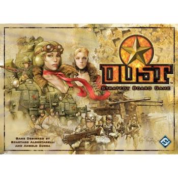 Dust board game