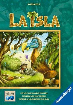 La Isla board game