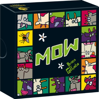 Mow board game