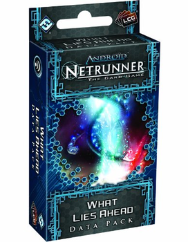 Android: Netrunner - What Lies Ahead Data Pack board game
