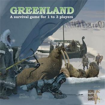 Greenland board game
