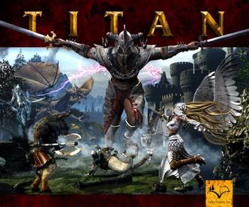 Titan board game