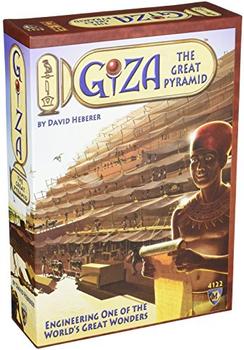 Giza: The Great Pyramid board game