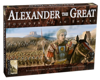 Alexander the Great board game