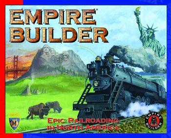 Empire Builder board game
