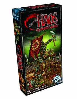 Chaos Marauders board game