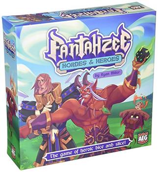Fantahzee: Hordes & Heroes board game