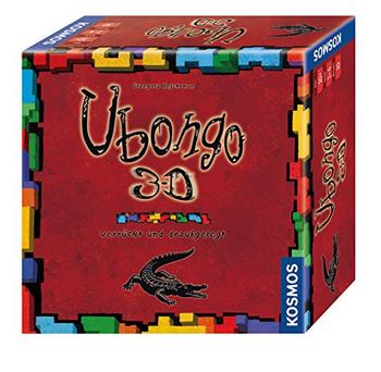 Ubongo 3-D board game