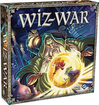 Wiz-War board game