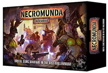 Necromunda: Underhive board game